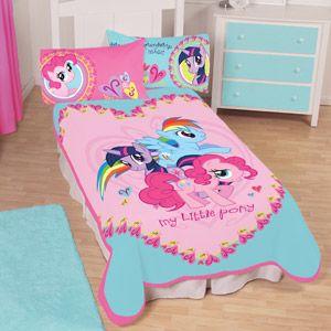 "$22.88 online only Walmart...ugh My Little Pony 62"" x 90"" Twin Plush Blanket"