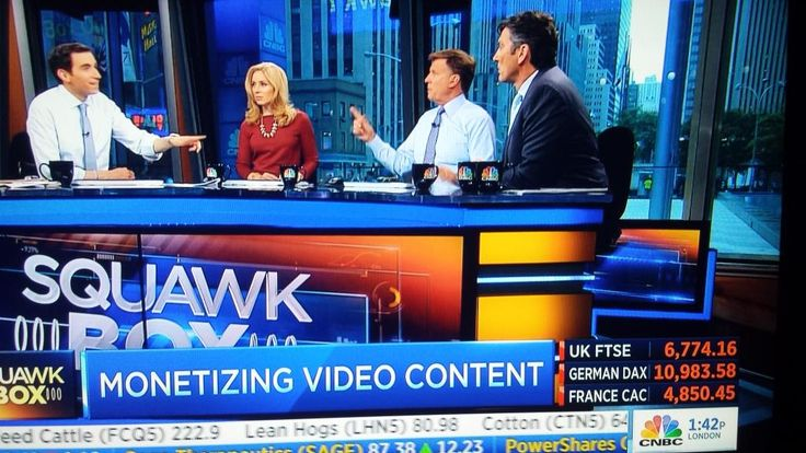 Great input on @SquawkCNBC w/ @AOL Tim Armstrong, @Verizon made a wise choice IMO,content is king #AOL #Verizon #CNBC