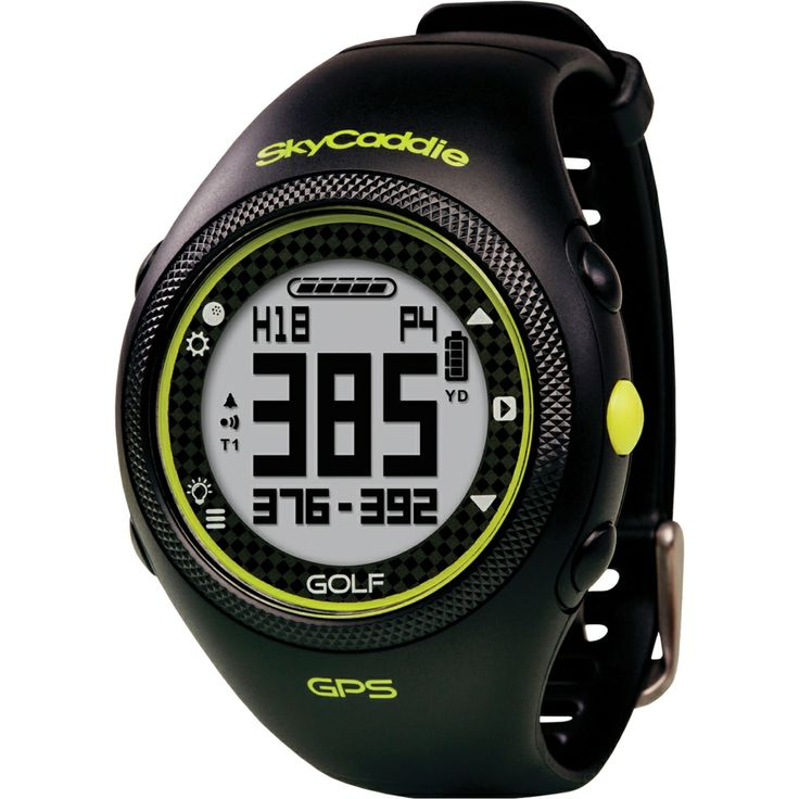 GPS, Golf, Time, Fitness: The SkyCaddie Watch isn't just another golf GPS watch! It's an attractive, lightweight, flexible and comfortable everyday sports watch that just happens to provide superior performance on the golf course. Get one for your Dad at Sport Chek.