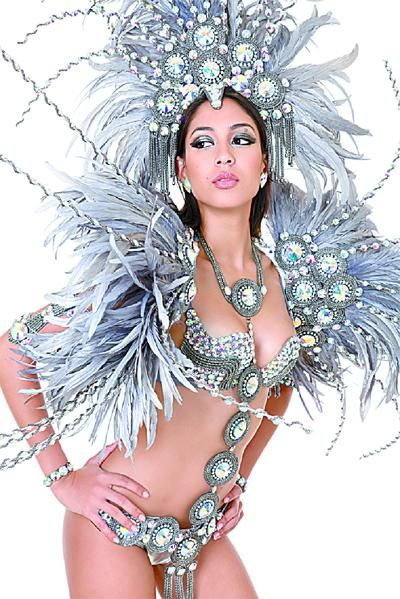 Trinidad Carnival - Spice Costume - From Paris With Love
