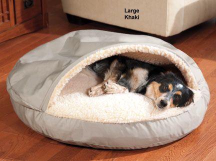 """Cozy Cave Dog Bed   XLarge 45"""" dia ,   9N-36488,   $89.95     Price Per Item: $89.95 Subtotal: $89.95"""