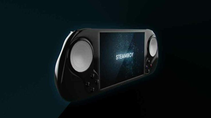 Steam Boy - gaming PC in your pocket