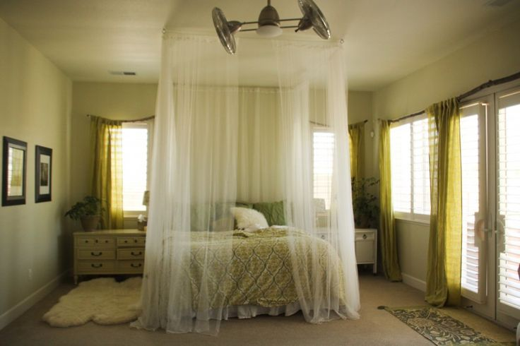 Canopy Bedroom Curtains: Best 14 Curtain Crown Canopy Images On Pinterest