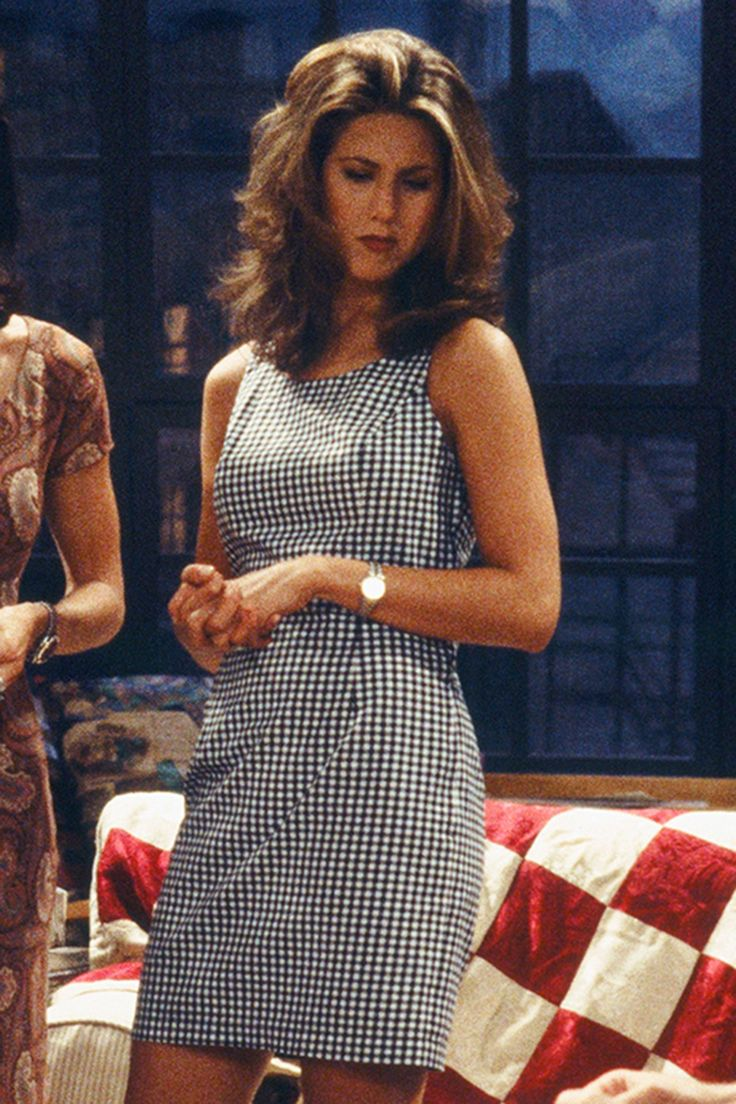 Further proof Rachel was always a fashion icon in friends
