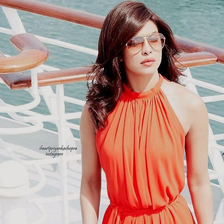 Ayesha Mehra  . . . . . . . . . . . #priyankachopra #pc #peecee #dildhadaknedo #ddd #orange #fashion #indian #india #desi #beautiful #bae #love #bollywood #hollywood #gainpost #gaintrain #gainfollowers #followforfollow #followme #likeforlike #therock #deepikapadukone #quantico #queen #zacefron # #baywatch #myedit by iheartpriyankachopra