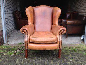 Te koop 2e hands stoelen/fauteuils