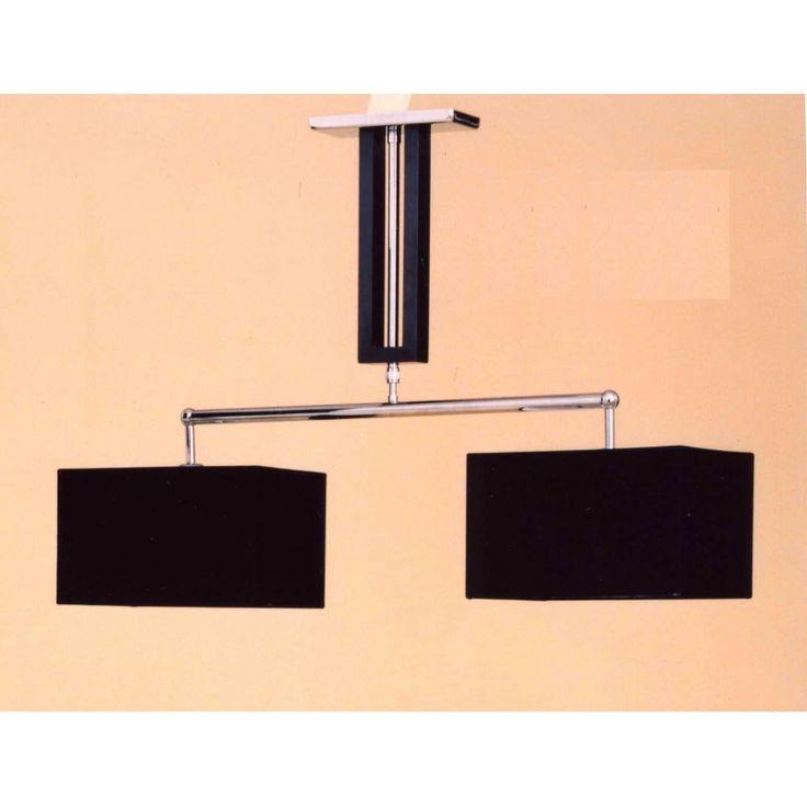 #Lampara cromo grafito con tubo rectangular y redondo combinados  https://novaluz.es/es/lamparas-de-techo/34-lampara-cromo-grafito-con-tubo-rectangular-y-redondo-combinados.html  Lámpara cromo grafito de metal fabricada con tubo rectangular y redondo combinados. La placa al techo rectangular.  #Portalamparas E-27 rosca ancha, para bombilla de bajo consumo o #led.  #Ideal para #dormitorio y #salon