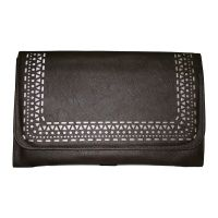 Brown Casual Clutch