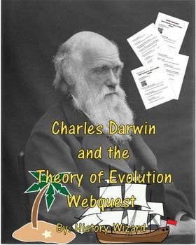 "an introduction to the evolutionary theory by darwin charles Charles darwin charles darwin spend 20 years thinking about his discoveries in 1859, darwin wrote the book, ""the origin of species"" to explain his theories on evolution 6 four points to darwin's theory: overproduction competition variations or adaptations survival of the fittest."