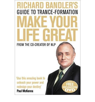 You were born to be great, to succeed - to be a powerful, confident, happy person. If you don't feel like that right now it's time to get back on track. Richard Bandler, the man who inspired Paul McKenna to greatness, will change your life in a matter of minutes with his incredible, potent NLP exercises and free you to unleash your full potential.
