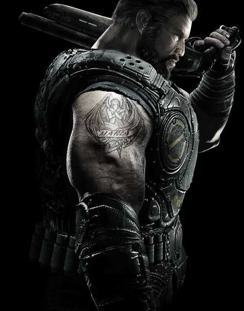 Dominic Santiago - Gears of War