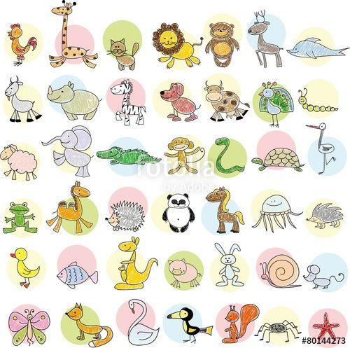 Картинки по запросу лев милые рисунки