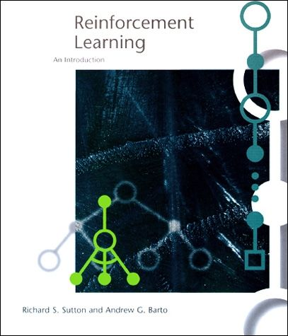 Resultado de imagen de reinforcement learning Sutton MIT Press