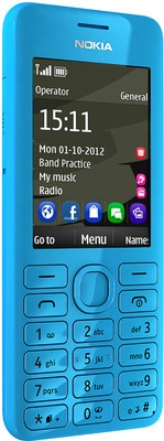 Nokia Asha 206 Announced – Features and Specification