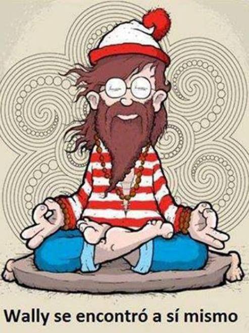 Aprende Español | ¿Dónde está Wally? / Gerundio                                                                                                                                                                                 Más