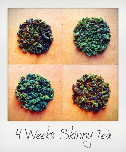 4 Week Skinny Tea Detox™
