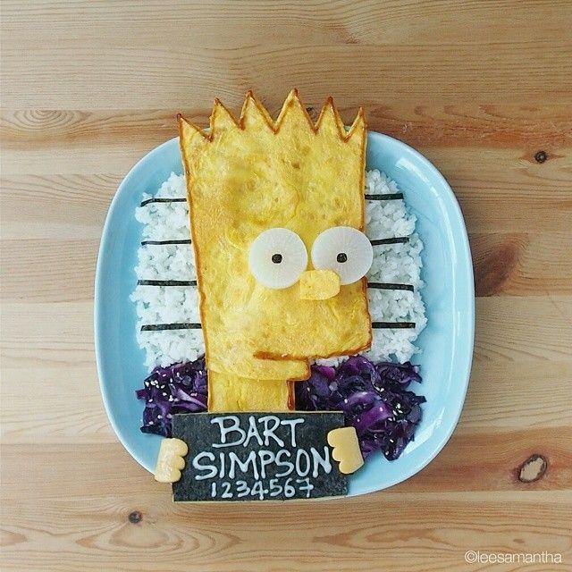 Bart Simpson!#leesamantha#simpsons