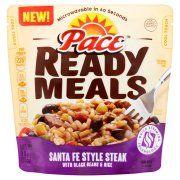Pace Ready Meals Santa Fe Style Steak, 9 oz