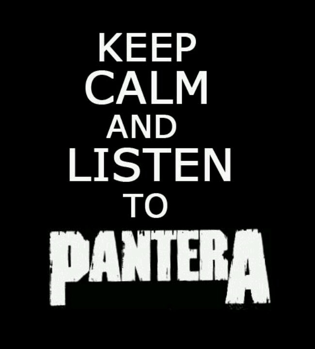 Nice!! fuck lyric pantera world I'll never