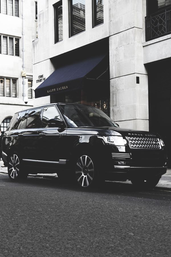 "envyavenue: ""Range Rover x Ralph Lauren 