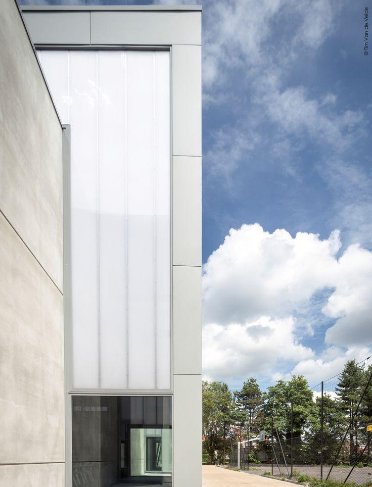 Fachada trasl cida arquitectura trasl cida danpalon - Revestimientos de fachadas ...