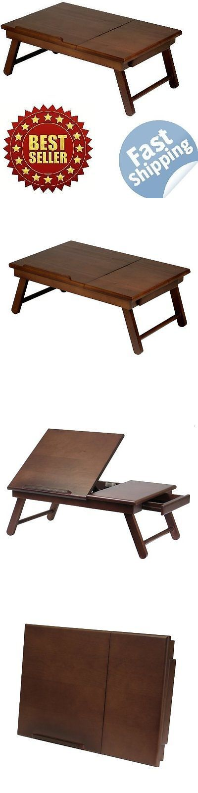 Trays 45505: Breakfast In Bed Table Portable Laptop Desk Computer Serving Tray Workstation -> BUY IT NOW ONLY: $33.04 on eBay!