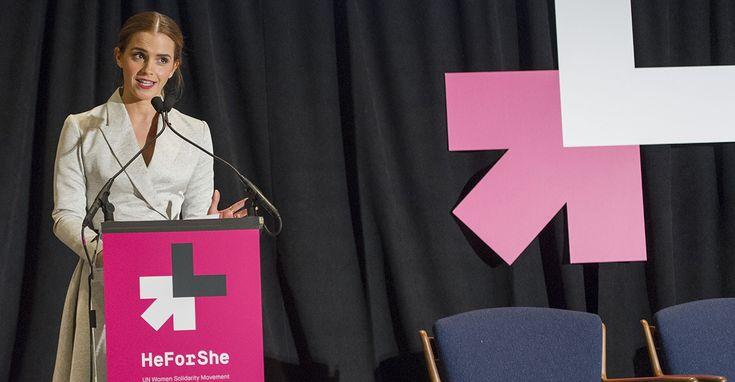 """""""...embora ache maravilhosa a formulação """"se você é a favor da equidade de gênero, você é feminista"""", creio que, na verdade, ser feminista seja mais que isso. Não se trata, apenas, de concordar com a igualdade. Trata-se de reconhecer que há uma desigualdade."""""""