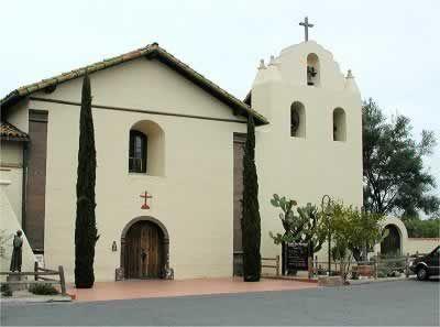 Mission Santa Ines - Solvang  est. 1804
