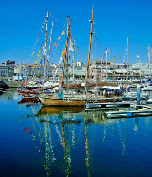 A Coruña,Galicia,Spain