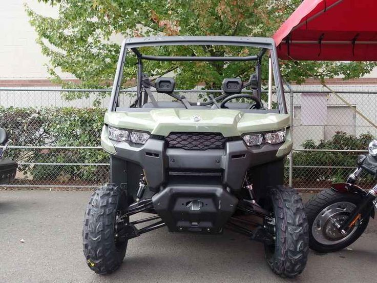 New 2017 Can-Am Defender DPS HD8 ATVs For Sale in Oregon. 2017 Can-Am Defender DPS HD8, Financing Available, Good or Bad Credit. MotoSport Motorcycles Finance Department works harder then anyone else to get you the best loan possible. Trades Wanted. MotoSport Motorcycles is located in Hillsboro Oregon just minutes off of HWY 26. MotoSport Motorcycles features the largest and best selection of new and used Motorcycles, ATV's, and UTV's in Oregon and Washington.Price does not include freight…