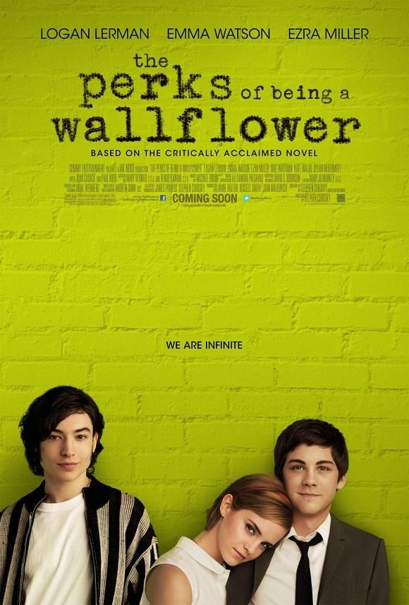 Grab the Essentials #Summer #Sale 'The Perks of Being a Wallflower'  http://gay-themed-films.com/product/perks-wallflower/