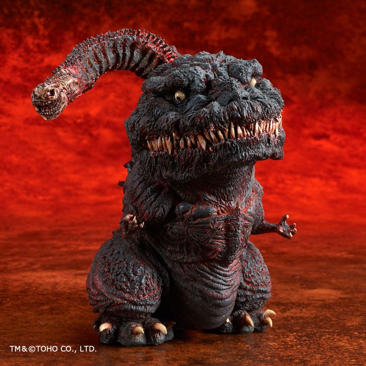 They've Turned Shin Godzilla Into an Adorable Chibi Figure