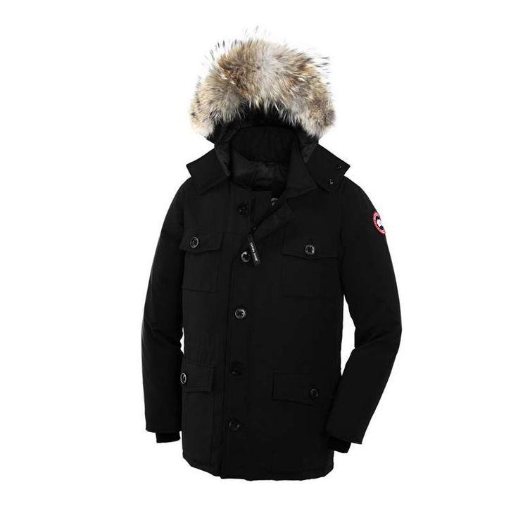 Canada Goose Banff Parka Black