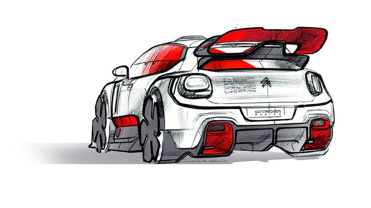 Citroen C3 WRC Владимир Шит (Vladimir Schitt)