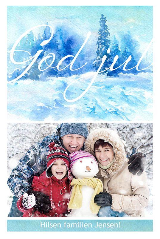 Bestill julekort med bilde fra Eurofoto