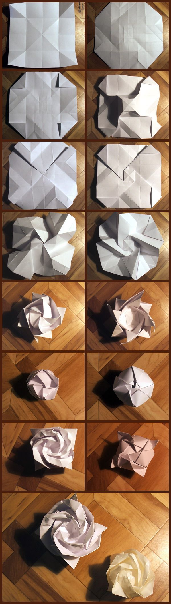 171 Best Origami Images On Pinterest Crafts Paper Snowflakes And