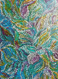 Image result for colourful aboriginal art