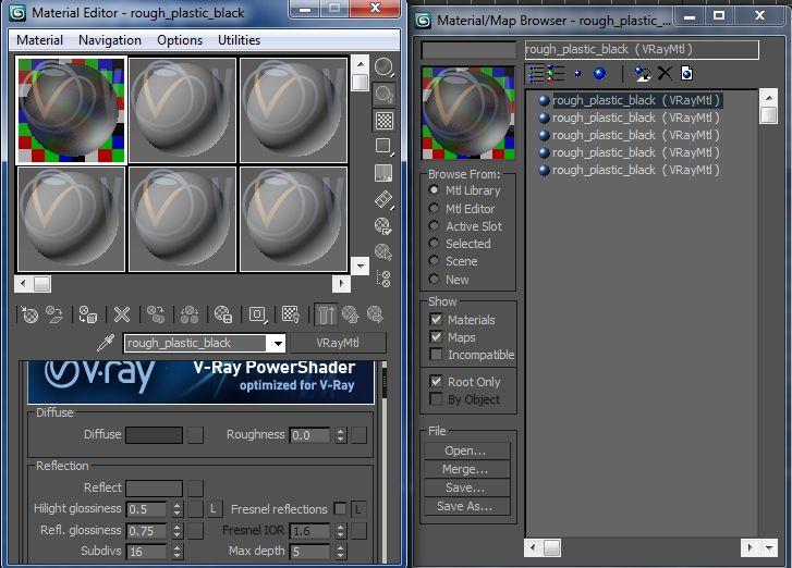 Maya Zest: How to convert Autodesk Max V-ray To Maya V-ray materials?