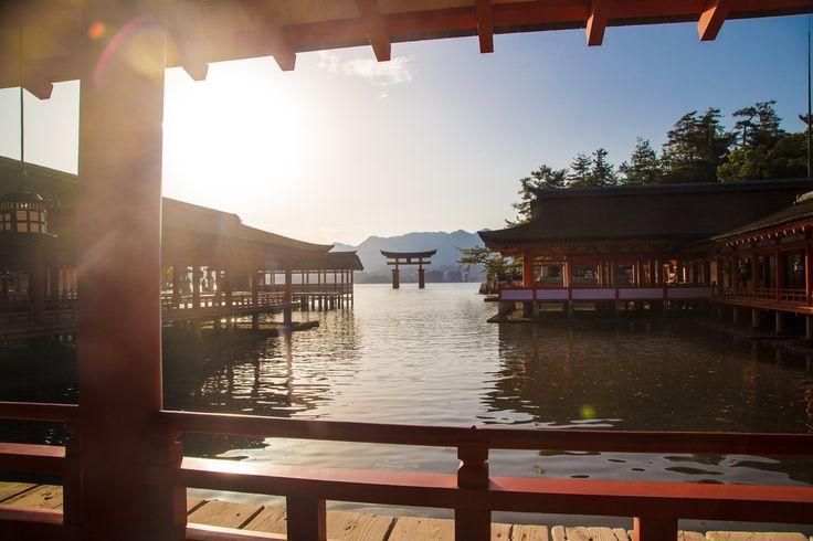 Itsukushima Shrine Miiyajima