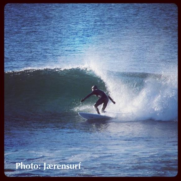 A perfect destination for surfing! #jæren #regionstavanger
