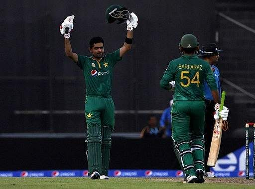 Azam Shoaib Malik propel Pakistan to 337 - Cricbuzz