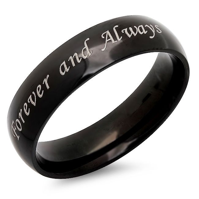 17 best ideas about engraved promise rings on