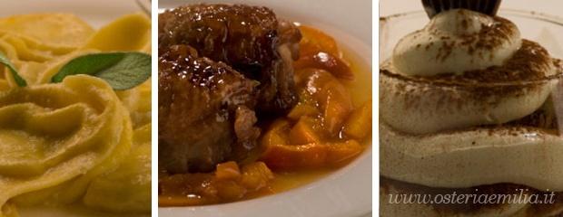 Diverse Specialità Ristorante #Osteria Emilia  - Campogalliano - #Modena #sceltipervoi #ristoranti #italiani