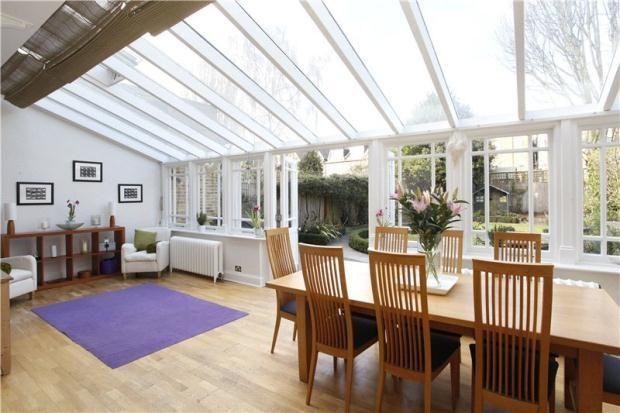 Glass Roof Extension Enfield Pinterest
