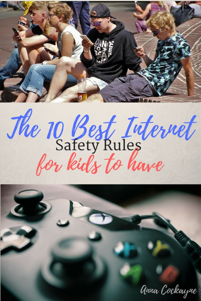 The 10 Best Internet Safety Rules for Kids To Have