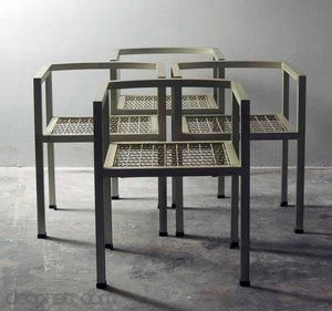 Superb Chair N°01 By Rei Kawakubo Comme Des Garçons 1983 Manufactured By Pallucco,  Italy