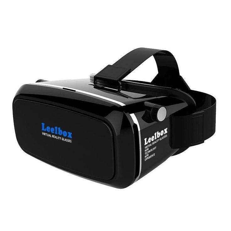 Gafas de Realidad Virtual 3D por tan solo 15,10 €  Un producto que poco a poco y a veces por simple curiosidad los consumidores van probando y comprando. Para que puedas experimentar la realidad #virtual por poco dinero, aquí te traemos estas #gafas a un #precio muy reducido.   #gadget #hogar #informatica #Tecnología
