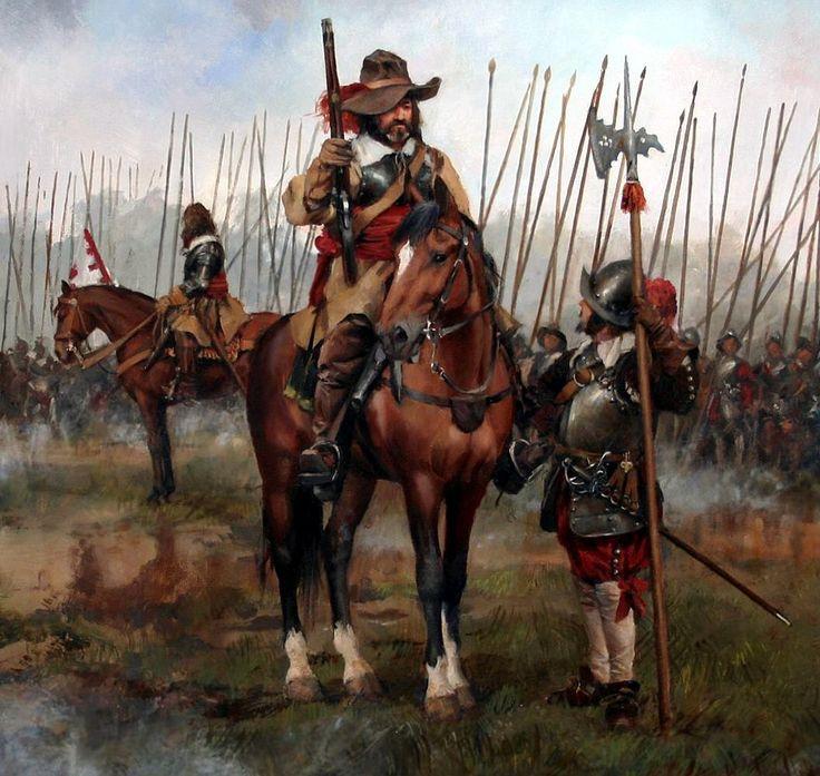 Tercios, por el maestro Ferrer-Dalmau. Más en www.elgrancapitan.org/foro