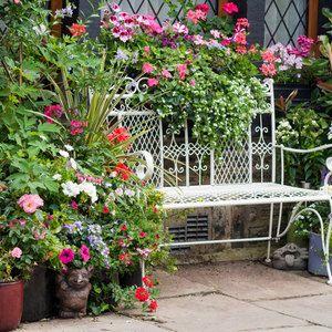 Top 10 ławek ogrodowych