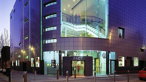 FACT Cinema, Liverpool, England: Named 4th Top Movie Theater in the World
